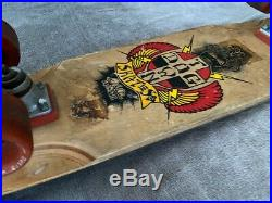 Vintage 1970s Paul Constantineau Dogtown Skates Skateboard
