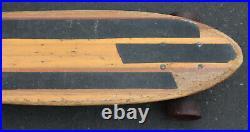 Vintage 1970s Pure Juice Skateboard with Wheels Tracker Trucks OG Old School Rare