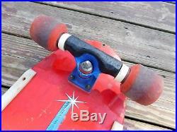 Vintage 1978 Skateboard Powell Peralta Skull & Sword