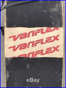 Vintage 1978 Variflex Stuart Singer Freestyle Skateboard Rare Tracker Trucks