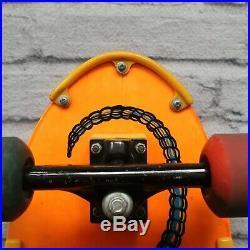 Vintage 1980 Nash Executioner Skateboard Complete