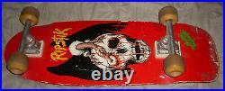 Vintage 1980's KRYPTONICS RIPSTIK Complete Skateboard Original RARE Independent