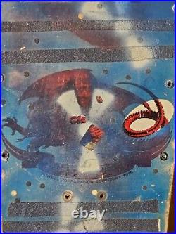 Vintage 1980s OG Powell Peralta Lance Mountain Future Primitive Skateboard Deck