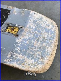 Vintage 1982 SEAFLEX BOOMCAT Pig Skateboard Deck -Felix the Cat- Bob Denike 80s