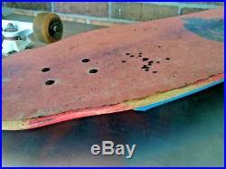 Vintage 1983 Powell Peralta Tony Hawk Skateboard