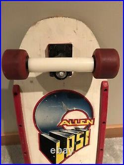 Vintage 1984 OG Variflex Allen Losi complete skateboard powell peralta sims alva