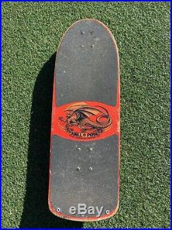 Vintage 1984 Powell Peralta Bones Skateboard