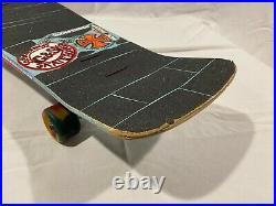 Vintage 1987 G&S Neil Blender Faces Original Complete Skateboard