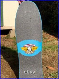 Vintage 1989 Lance Mountain Family Powell Peralta Skateboard Deck 80s
