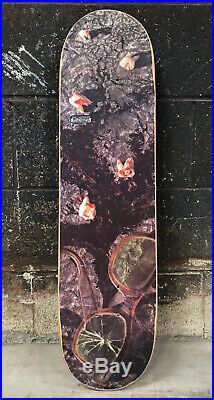 Vintage 1994 Alien Workshop Bo Turner QuickSlick Skateboard