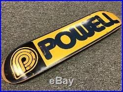Vintage 1999 Powell Peralta Skateboards Deck Bones RARE GRAPHIC Element Shortys