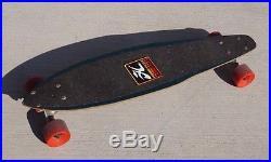 Vintage 70's HobieFlex Skateboard Tracker Trks Kryptronic C-62 Whls AllOriginal