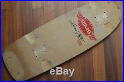 Vintage 70's SIMS LONNIE TOFT 10.0 Skateboard Deck