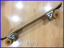 Vintage 70s CASTER Chris Strople Skateboard Deck Motoboard Trucks Yoyo Wheels