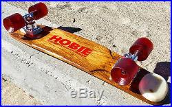 Vintage 70s Hobie Skatepark Rider Skateboard