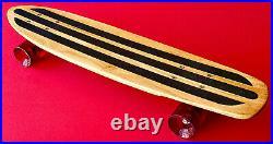 Vintage 70s Hobie Skatepark Rider Skateboard, 28 Super Surfer Great Condition