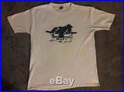 Vintage 80s NATAS KAUPAS Skateboard Shirt (NOT a RE-ISSUE) Santa Cruz SMA Powell