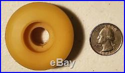 Vintage 90's Rare Very Small (4) Leftovers Skateboard Wheels 47.5 mm