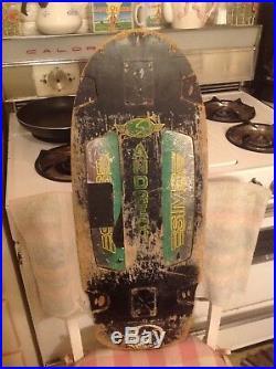 Vintage Andrecht Skateboard Deck 1980 Sims OG Original Rare Collectors Gem