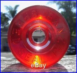 Vintage BANZAI SPEED SEAL Skateboard Wheels for G&S, Sims, Logan, Hobie, & Bahne
