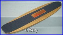 Vintage Brad Logan LOGAN Earth Ski Dura-Lite Skateboard Deck