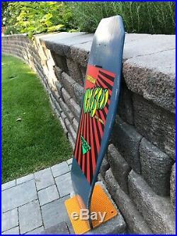 Vintage Christian Hosoi Flagship Skateboard Santa Cruz Powell Peralta sma NOS