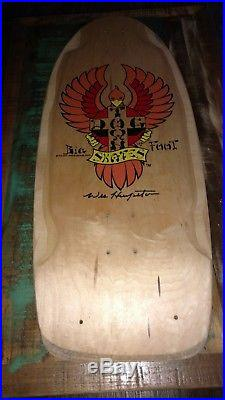 Vintage Dogtown Bigfoot Skateboard