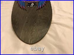 Vintage Dogtown Eric Dressen Skateboard Deck Pup Size Old School
