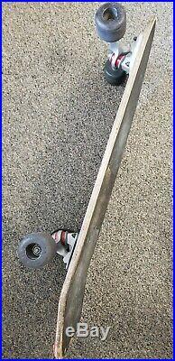 Vintage Duane Peters Complete Santa Cruz Skateboard