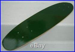 Vintage G&S FIBREFLEX Kicktail Model Skateboard Deck Gordon & Smith Fiberflex