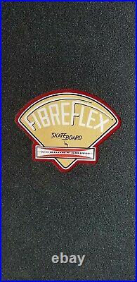 Vintage G&S Fibrefex Team Rider Skateboard NOS