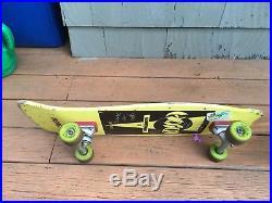 Vintage Genuine 1980's Christian Hosoi Hammerhead II Skateboard Powell Peralta