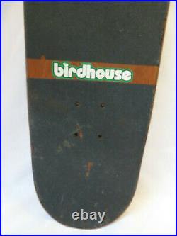Vintage Heath Kirchart Birdhouse Skateboard Deck Crunch Gatorz