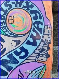 Vintage Hstreet Danny Way nos skateboard powell peralta santa cruz blind sma G&S