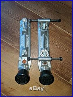Vintage INDEPENDENT roller skates skateboard Powell Sims 70s og rare Santa Cruz