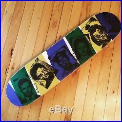 Vintage James Kelch Real Slick 1993 skateboard deck