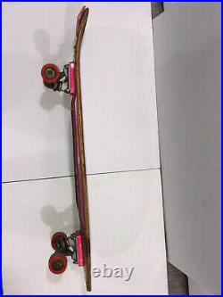 Vintage John Lucero Schmitt Stix X1 Skateboard