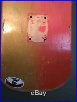 Vintage Ken Fillion G&S Skateboard