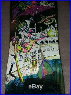 Vintage Kevin Staab Sims Skateboard Deck Rare