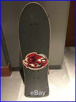 Vintage Lance Mountain Powell Peralta XT Skateboard Tracker Trucks YoYo Wheels