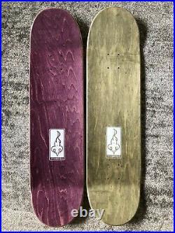 Vintage Lance Mountain the Firm Skateboard decks 1997