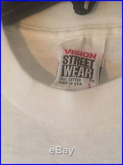 Vintage Mark Gonzales Vision Sweatpants Vtg Skateboard Shirt Krooked Real Adidas