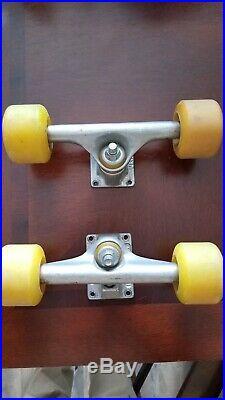 Vintage Mark gonzales Vision skateboard orginal 80's
