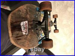 Vintage Mike Conroy Santa Monica Airlines Skateboard Gullwing Bullet Santa Cruz