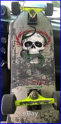 Vintage Mike McGill Skateboard (NOT REISSUE)