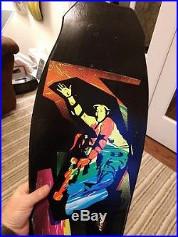 Vintage NOS 80s Christian HOSOI HammerHead Skateboard
