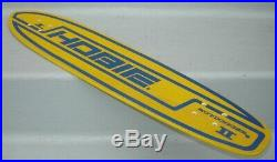 Vintage NOS Hobie Hotdogger II Fiberglass Skateboard Deck