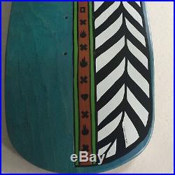 Vintage NOS Original Powell Peralta Nicky Guerrero skateboard deck
