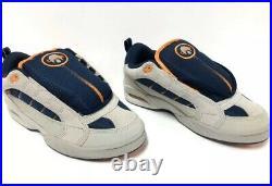 Vintage NOS Osiris CASSIUS SZ 8 Kasper Skateboard Shoes NEW 100% COMPLETE DC ES