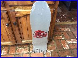 Vintage NOS Powell Peralta 1980s Bug, Roach Skateboard Deck Sealed